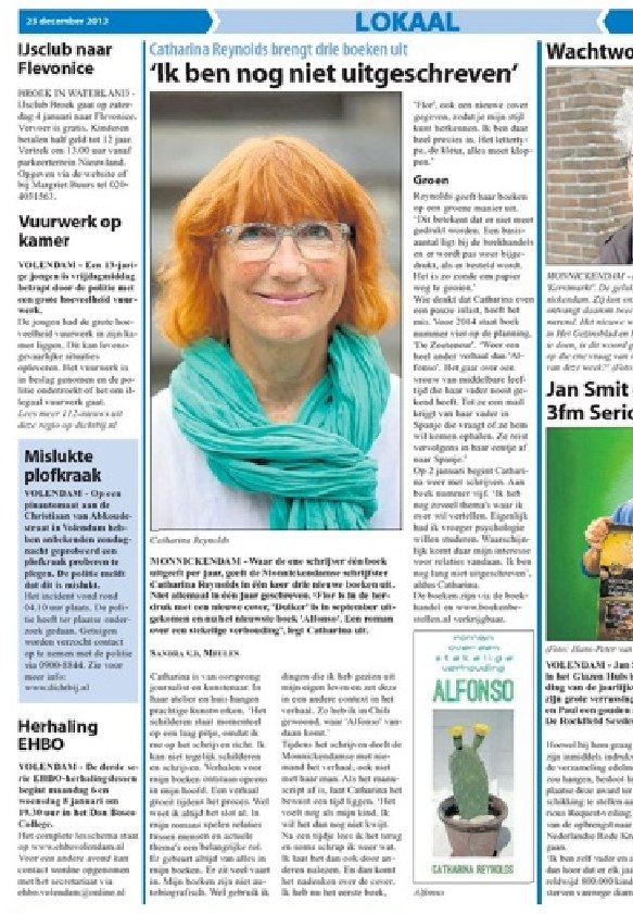 Witte Weekblad dec 2013