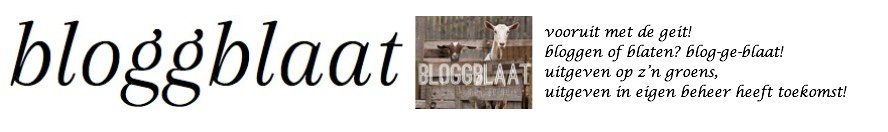 bloggblaat